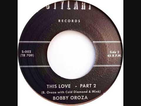 # Bobby Oroza - This Love ( Part 2 ) #