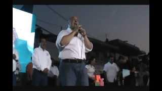 ALFARO cierra campaña en Cihuatlán - 26 Junio 2012