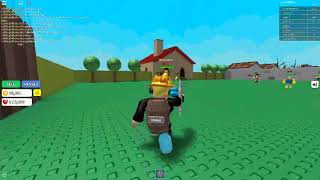 Vous savez Messing Around Of Roblox