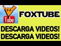 FoxTube - Descarga Videos y Música GRATIS !!! 1 Año YouTube #78
