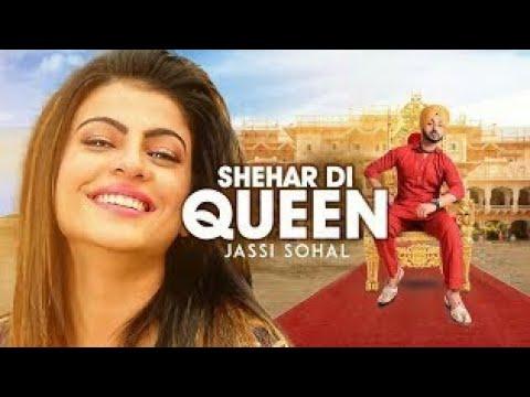 WhatsApp status shehar di queen /jassi sohal