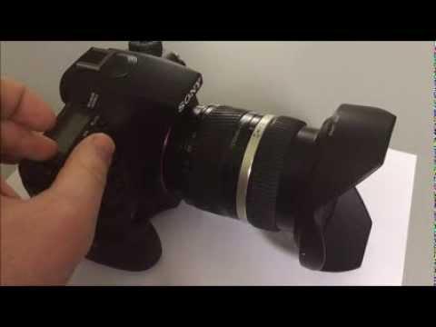 Обзор и тест зеркальной камеры Canon EOS 7D Mark II