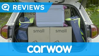 Suzuki Vitara SUV 2018 practicality review | Mat Watson Reviews
