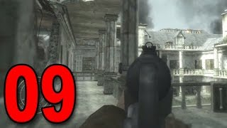 Call of Duty: World at War - Part 9 - Ring of Steel (Let