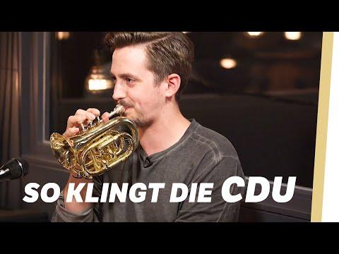 Der Sound der CDU - Phil Laude & Bong Boulevard