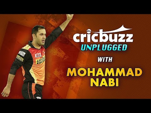 We have made Afghanistan proud - Mohammad Nabi on Cricbuzz Unplugged