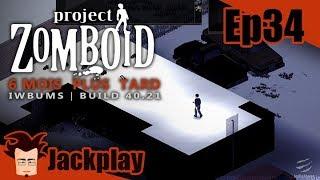 Project Zomboid, 6 Mois Plus Tard, EP34 : Je  construit ma maison (Build 40.25, Let's play FR)