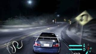 need for speed carbon maxout on 4670 1gb: pc gameplay