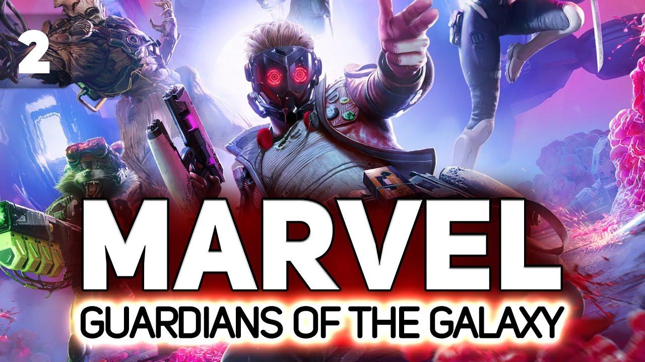 Download Мега крутая игра ☀ Marvel's Guardians of the Galaxy ☀ Часть 2