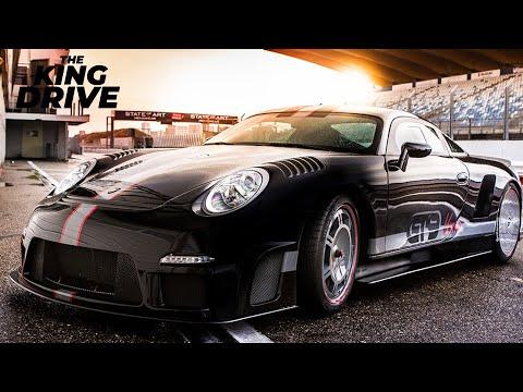 9ff GT9 Vmax – Porsche, который унизил Bugatti