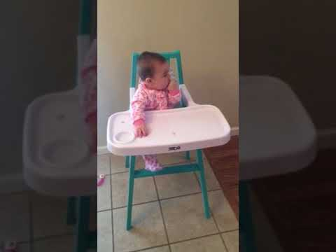 Hattie's big girl high chair 12/30-17