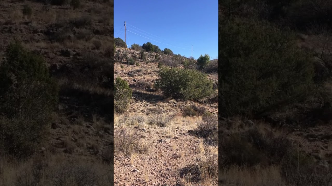1.5 Acres - With Power and Paved Road! In Rimrock, Yavapai County AZ