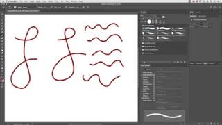 Brush Stroke Smoothing and Paint Symmetry in Photoshop CC