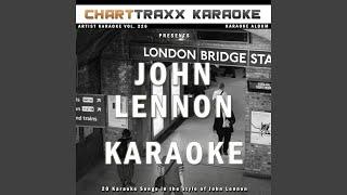 Number 9 Dream (Karaoke Version In the Style of John Lennon)