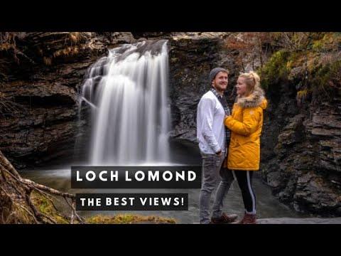 Best Views Along Loch Lomond | Heart 200 Road Trip Pt. 2