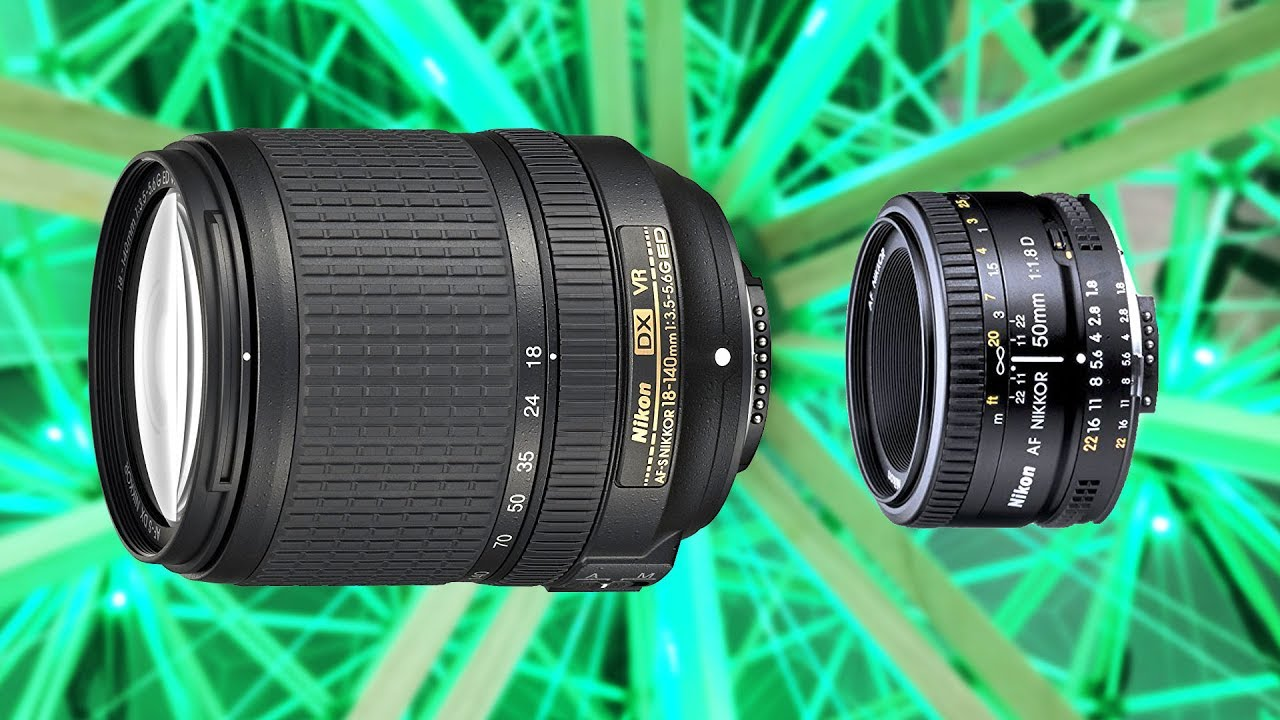What Zoom Lens Prime Lens For My Nikon D7200 Youtube