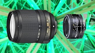 What Zoom Lens & Prime Lens for My Nikon D7200?