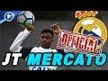 Une première recrue à 45M€ au Real Madrid | Journal du Mercato