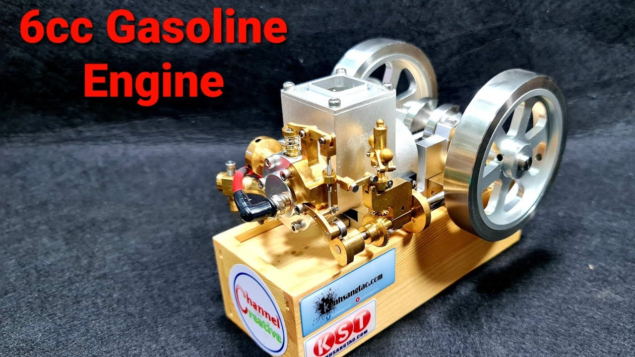 Gasoline Engine 6cc Water Cooled Eachine T6