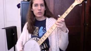 The Preacher And The Bear - Excerpt from the Custom Banjo Lesson from The Murphy Method