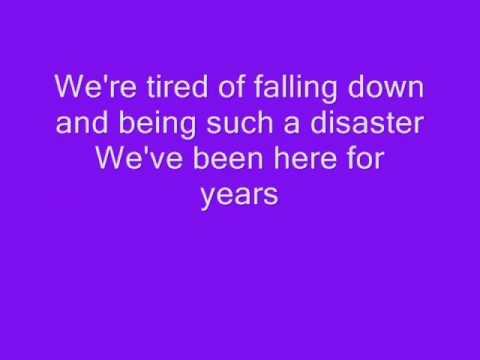 Never Too Late - Hedley Karaoke
