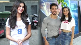 Tara Sutaria Gets Little Jealous To Ananya And Tiger Shroff