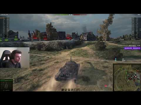 World of Tanks - IS7 AP Session 1
