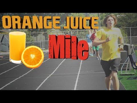 Orange Juice Mile