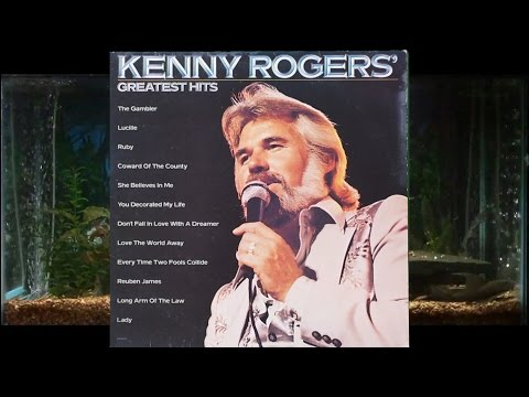 Love The World Away = Kenny Rogers = Greatest Hits