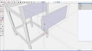 Chamfered Post Table Stage 3