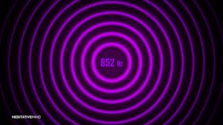 Download 852 Hz Activate Crystal Clear Intuition Open Third Eye
