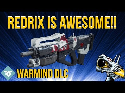 REDRIX CLAYMORE IS AWESOME! WARMIND DLC - DESTINY 2