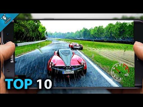 TOP 10 Juegos Android con Mejores Graficos