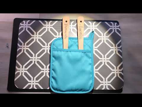 DIY with Chas - Personalized Wooden Utensils