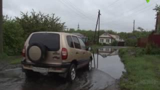 Весенний дождь - преграда для проезда