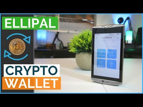 ELLIPAL Wallet Review - Cold Storage Wallet For Cryptocurrency