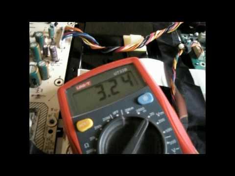 Видео Стоимость ремонта телевизора