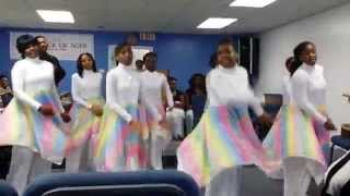 "Jordan Temple Passion 4 Praise ""Greater is Coming"""