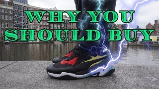 9a96a040ea648 Puma Thunder Spectra First Impressions Overview Review - Yeezy 700 ...