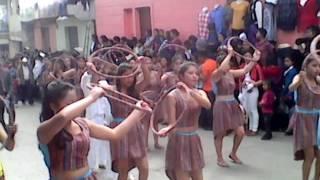 Desfile de Tacana san Marcos 2016