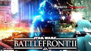 STAR WARS: BATTLEFRONT II | Open Beta - PC Mutiplayer Gameplay