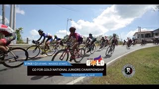 Go For Gold National Cycling Championships for Juniors and Youth 2018