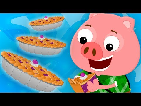 Little Jack Horner | Nursery Rhymes For Kids | Children Rhymes