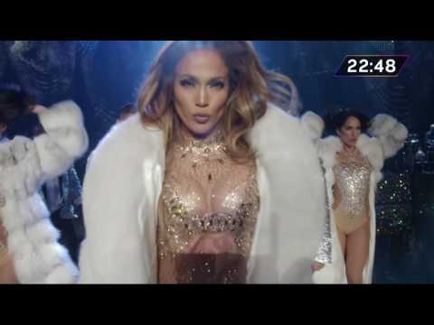 Jennifer Lopez  If You Had My Love & Get Right  at New Years Eve With Carson Daly