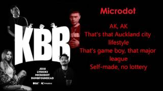 Jessi, Lyricks, Microdot, Dumbfounded //  K.B.B (Rock paper scissors)  // Lyrics and Audio