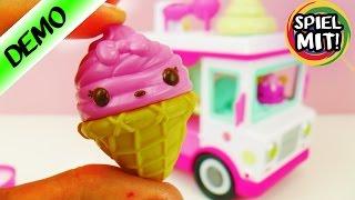 Num Noms deutsch | Lipgloss Eiswagen mit duftenden Kawaii Eishörnchen | sammeln & tauschen| Werbung*