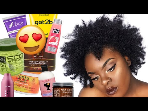 The BEST Products for 4C Hair!!! | My Natural Hair Favorites | JOYNAVON