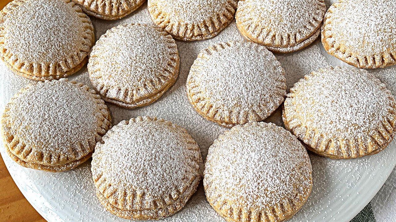 ¡Para el desayuno o merienda! Galletas con nutella muy fáciles de hacer y deliciosas