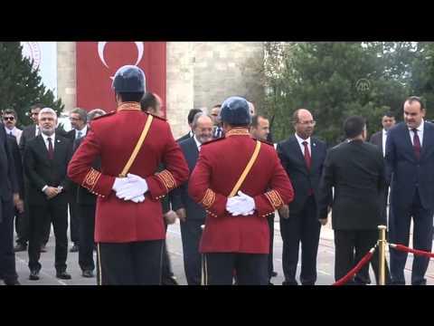 Opening ceremony of Turkish National Assembly TBMM legislative year