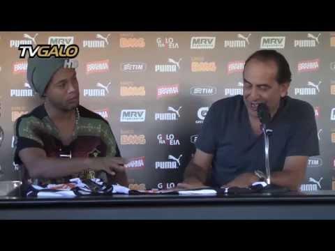 30/07/2014 Vai na fé, Ronaldinho Mineiro